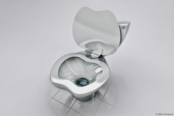 I toilet