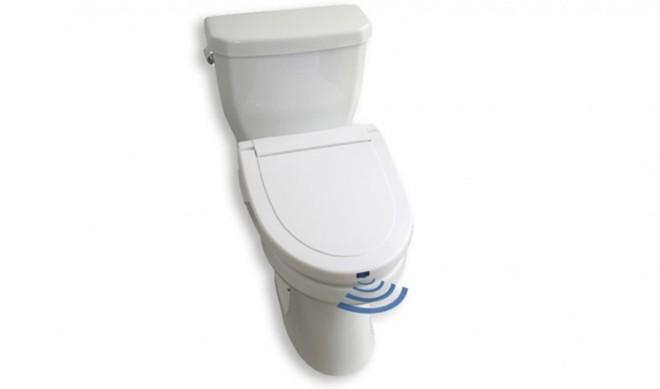 Nhà vệ sinh tự động