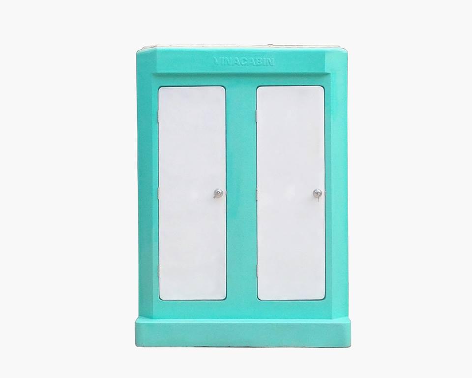 Nhà vệ sinh di động Vinacabin V17.2T